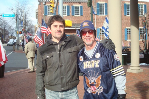 Sean Carpenter and Rich Davis Right Wing Extremist